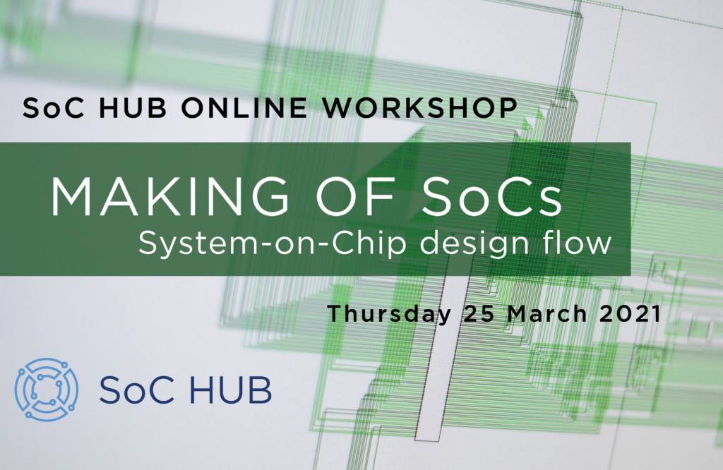 Making of SoCs 25 March 2021
